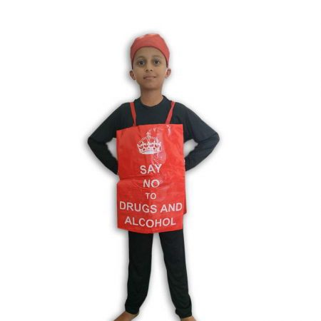 Hire Say No To Drugs And Alcohol Costume